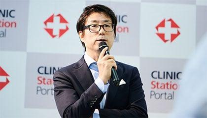 医療法人隆由会 理事長 大瀧 隆博(おおたき たかひろ)先生