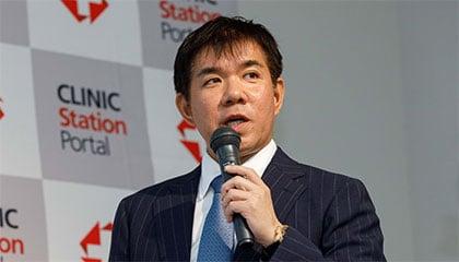 医療法人社団翔和仁誠会 理事長 髙松 俊輔(たかまつ しゅんすけ)先生