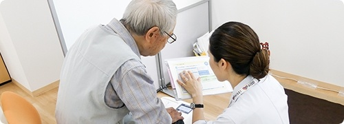 """""""転ばぬ先のロコモ予防""""キャンペーン"""