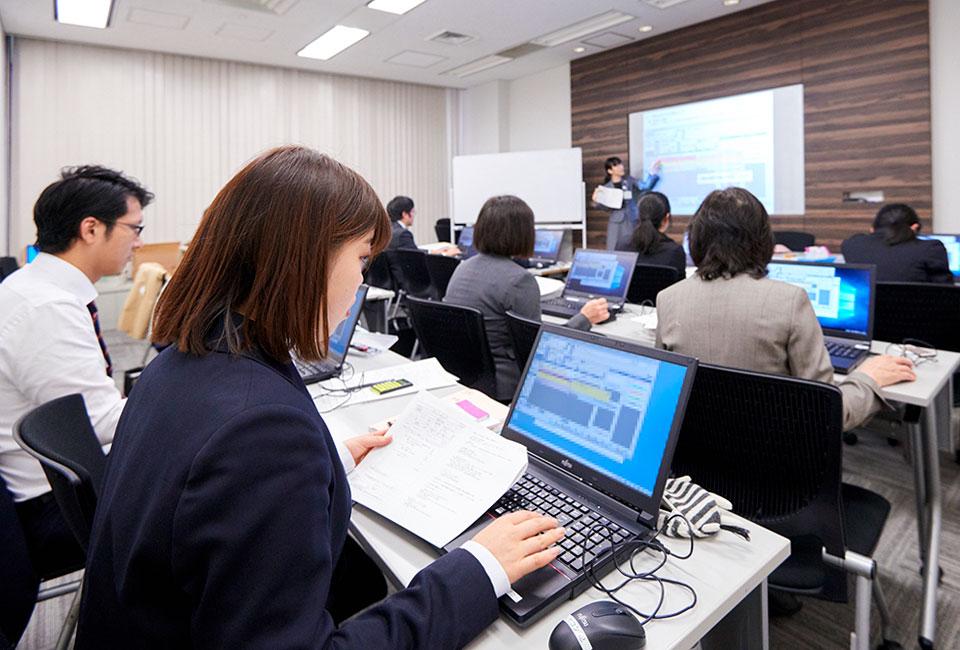 アイセイ薬局 中途採用者向け研修1日目