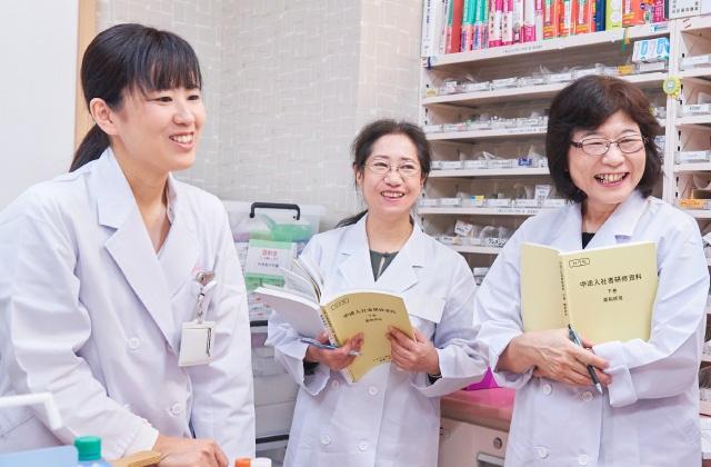 アイセイ薬局 中途採用者向け研修2日目